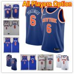 Basketball New York Knicks All Players Option Swingman Icon Edition Jersey