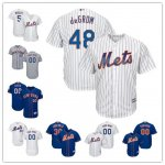 Baseball New York Mets Stitched Flex Base Jersey and Cool Base Jersey