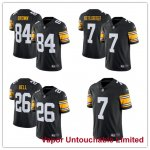 2018 Football Pittsburgh Steelers New Vapor Untouchable Limited Jersey