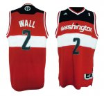 cheap jerseys washington wizards #2 john wall red black(2011 swi