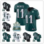 Football Philadelphia Eagles Hot Players Vapor Untouchable Limited Stitched Super Bowl LII Champion Jersey