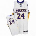kids Los Angeles Lakers #24 Kobe Bryant white