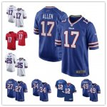 Football Buffalo Bills Stitched Game Jerseys