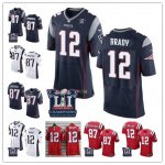 Football New England Patriots Stitched Elite Jerseys