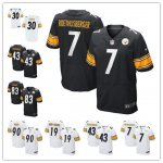 Nike NFL Pittsburgh Steelers Top players Stitched Elite Jersey