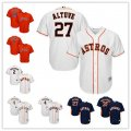 Baseball Houston Astros Stitched Flex Base Jersey and Cool Base Jersey