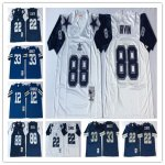 Football Men's Dallas Cowboys Mitchell & Ness Retired Player Throwback Jersey