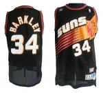 nba phoenix suns #34 barkley black(fans edition)cheap jerseys