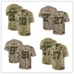 Football Jacksonville Jaguars Stitched Camo Salute to Service Limited Jersey