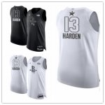 Basketball Houston Rockets #13 James Harden Authentic 2018 All-Star Game Jersey
