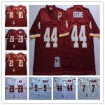 Football Mens Washington Redskins Mitchell & Ness Retired Player Throwback Jersey