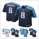 Football Tennessee Titans Stitched Game Jerseys