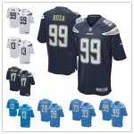 Football Los Angeles Chargers Stitched Game Jerseys