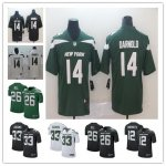 New York Jets Stitched Vapor Untouchable Limited Jersey