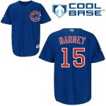 mlb jerseys chicago cubs #15 darwin barney blue cheap jerseys(co