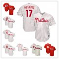 Baseball Philadelphia Phillies Stitched Flex Base Jersey and Cool Base Jersey