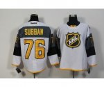 2016 nhl all star montreal canadiens #76 pk subban white jerseys