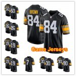 2018 Football Pittsburgh Steelers New Game Jersey