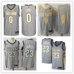 Basketball Cleveland Cavaliers All Players Option Swingman City Edition Jersey