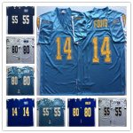 Football Men's San Diego Chargers Mitchell & Ness Retired Player Throwback Jersey