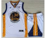 nba golden state warriors #30 curry white [revolution 30 swingma