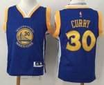 toddlers nba golden state warriors #30 stephen curry blue swingman jerseys