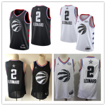 2019 Men's NBA Jordan All Star Toronto Raptors #2 Kawhi Leonard Jersey