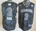 2013 nba all star los angeles clippers #3 paul black jerseys