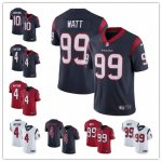 Football Houston Texans Stitched Vapor Untouchable Limited Jersey
