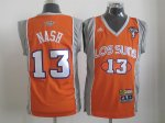 nba jerseys phoenix suns #13 nasu orange(latin night)jersey