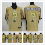 Football Pittsburgh Steelers All Players Option Elite Gold Drift Fashion Jersey