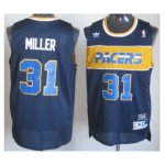 nba indiana pacers #31 miller blue jerseys
