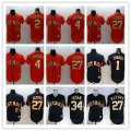 Baseball Houston Astros 2018 Gold Program Flex Base Jersey And Cool Base Jerseys Color Blue And Color Orange All Players Choose stitched Jerseys