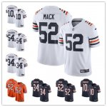 Football Men's Chicago Bears Stitched 100th Season Limited Jersey