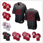 Football San Francisco 49ers Stitched Game Jersey All Players
