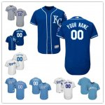 Custom Kansas City Royals Tame Any Player Name and Number Cheap Jerseys
