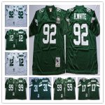 Football Mens Philadelphia Eagles Mitchell & Ness Retired Player Throwback Jersey
