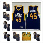 Basketball Utah Jazz All Players Option Swingman Icon Edition Jersey