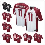 Football Arizona Cardinals Stitched Game Jerseys