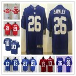 Football New York Giants Stitched Elite Jerseys
