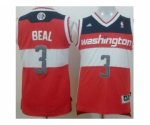 nba washington wizards #3 beal red [revolution 30 swingman]