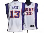 Basketball Jerseys phoenix suns #13 s.nash white