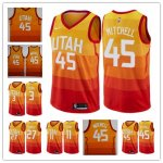 Basketball Utah Jazz All Players Option Swingman City Edition Jersey