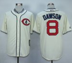 mlb jerseys Chicago Cubs #8 Dawson Cream 1929 Turn Back The Cl