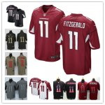 Football Arizona Cardinals #11 Larry Fitzgerald Jersey