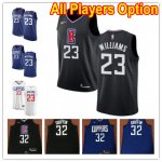 Basketball LA Clippers All Players Option Swingman Icon Edition Jersey