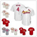 Baseball St. Louis Cardinals Stitched Flex Base Jersey and Cool Base Jersey