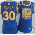 women nba golden state warriors #30 stephen curry blue revolution 30 swingman jerseys