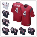 Football Houston Texans Stitched Elite Jerseys