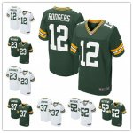 Football Green Bay Packers Stitched Elite Jerseys